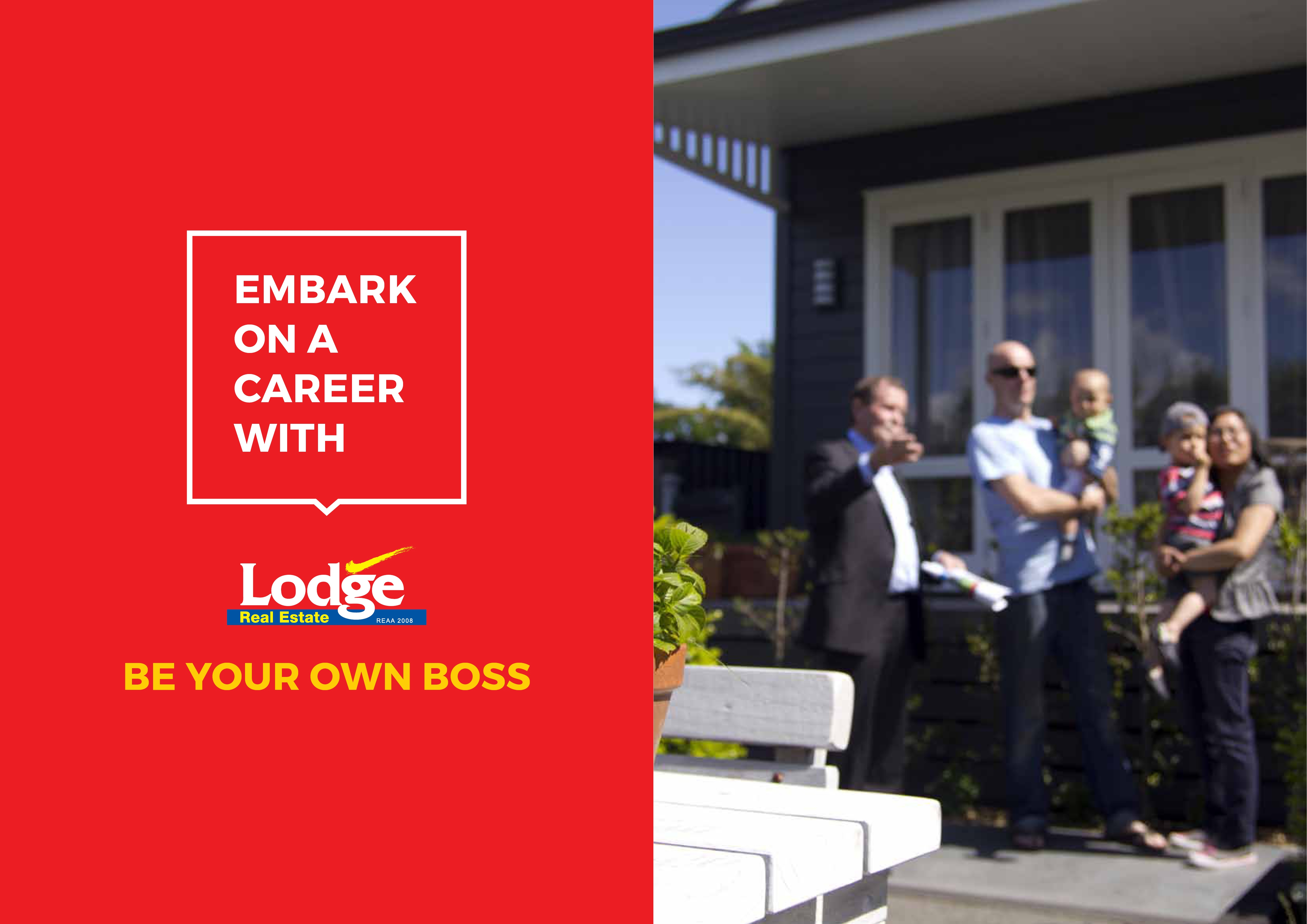 A career with Lodge